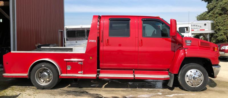 2005 GMC Monroe Conversion Truck