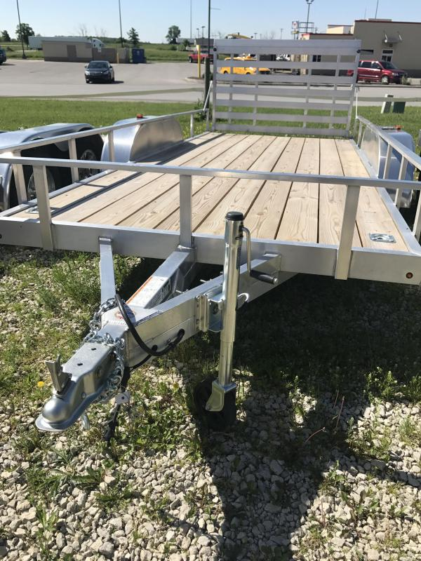 Price Reduced! 2018 Mission 16ft Utility Trailer