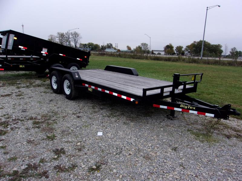 "2016 Big Tex Trailer 83""x 18ft Utility Trailer"