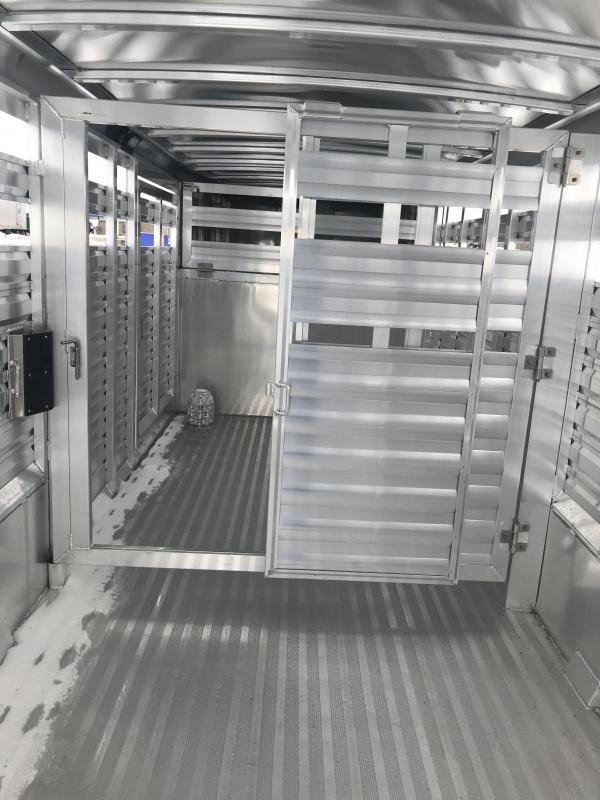 2019 Exiss Stock 7020 Trailer GN