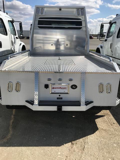 2012 Freightliner SportsChassis Truck