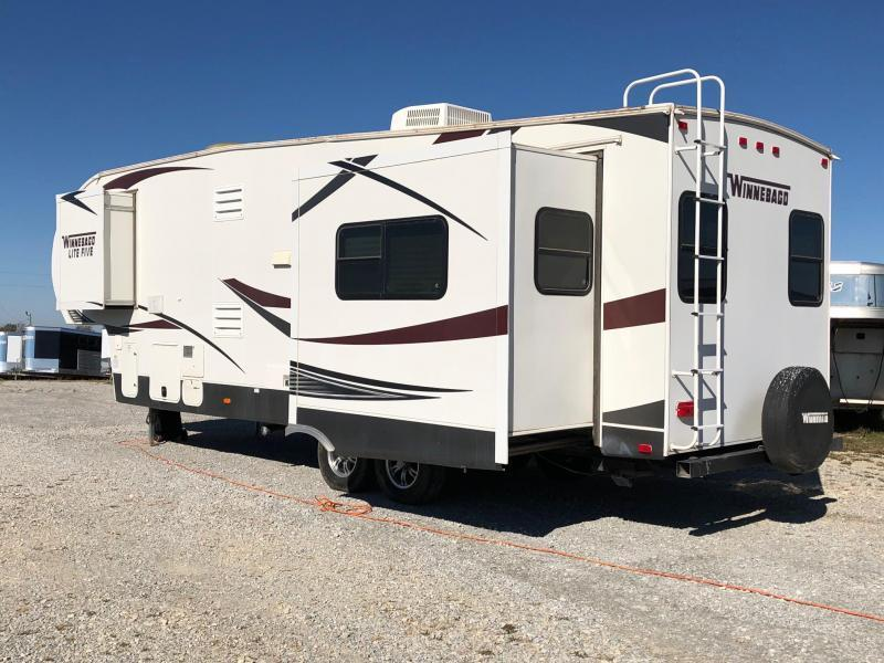2013 Winnebago Other Lite Five Fifth Wheel Campers RV