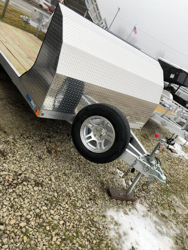 2018 Mission C 8x20 OCH 2.0 Car / Racing Trailer