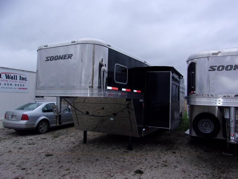2015 Sooner SRD 832 LQ Trailer - PRICE REDUCED