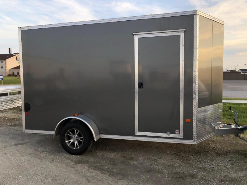 2018 EZ Hauler EZEC 7X12 Equipment Trailer