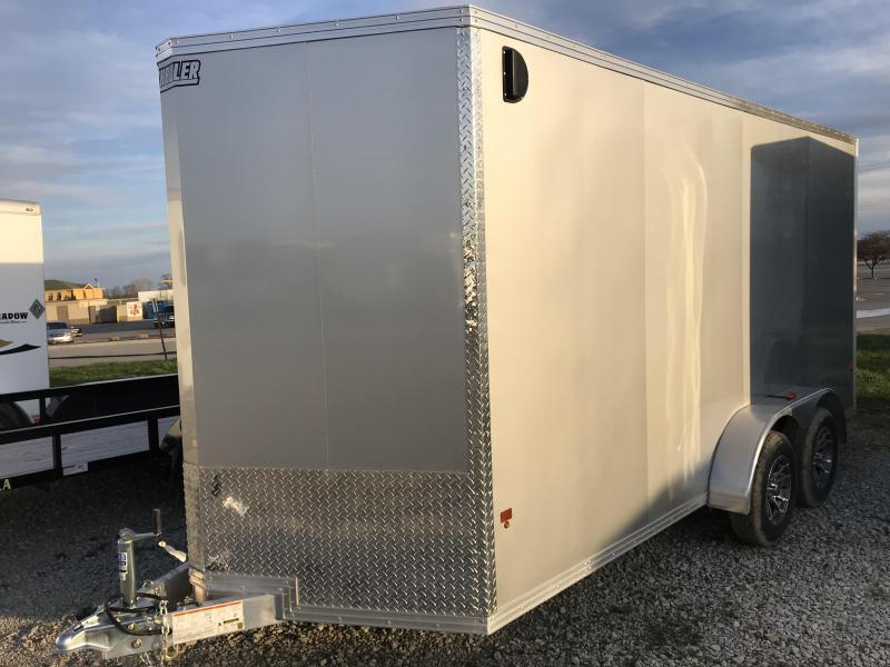 Priced Reduced! 2018 EZ Hauler Enclosed Cargo Trailer
