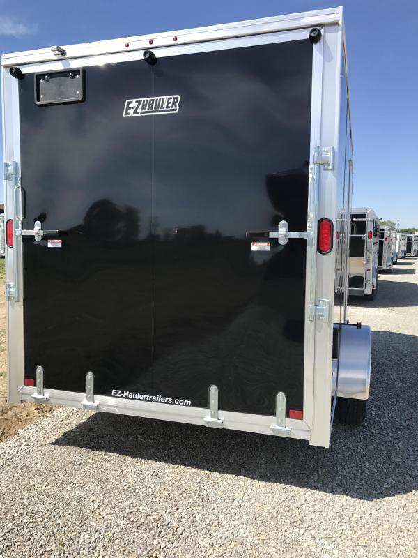 2018 EZ Hauler EZEC7X12SA-1 Enclosed