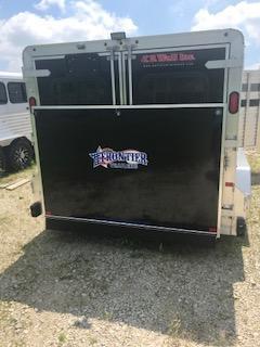 2019 Frontier Frontier 6 PEN LOWPRO 7x16 Livestock Trailer