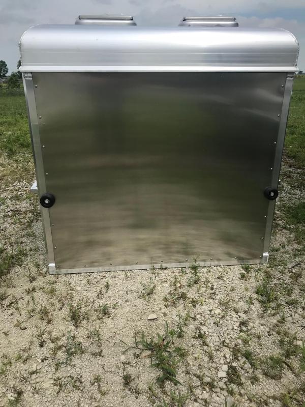 2019 Exiss Trailers Livestock Truck Box