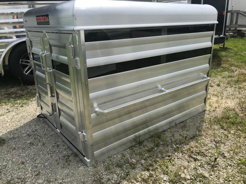 2019 Exiss Trailers Livestock Truck Box Other Trailer