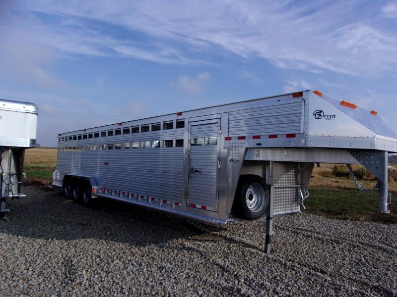 2018 Barrett Trailers SGN-327666 Livestock Trailer