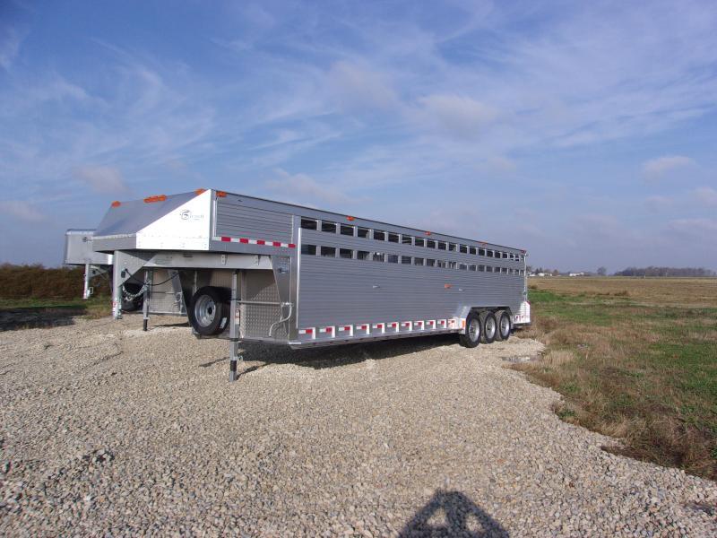 2018 Barrett Trailers SGN-327666 Livestock Trailer in Ashburn, VA
