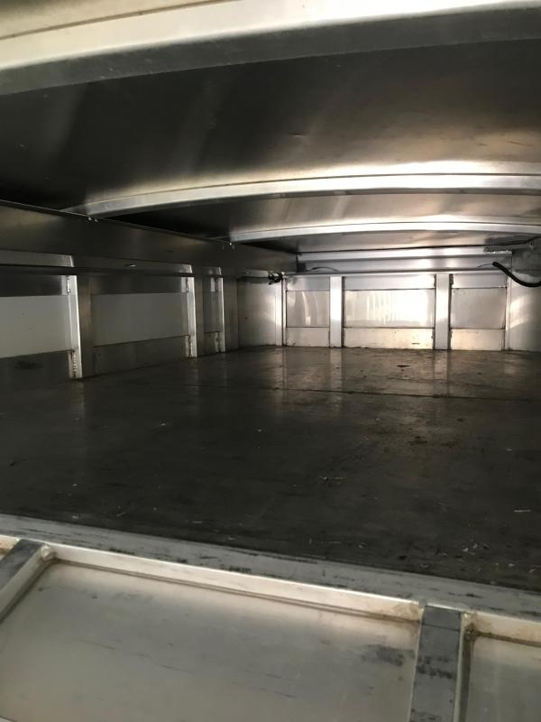 2008 Integrity Trailers 7x20 Livestock Trailer