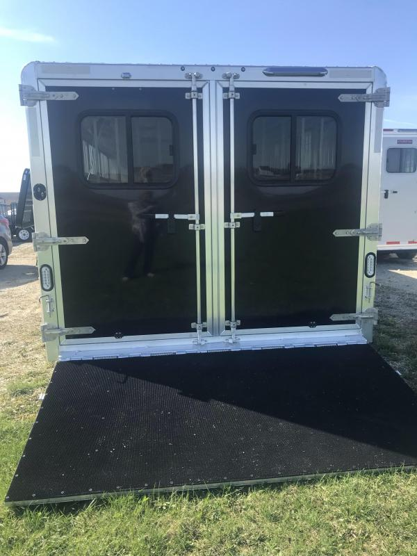 2019 Exiss Exhibitor 8x20 BP 8 Pen Trailer