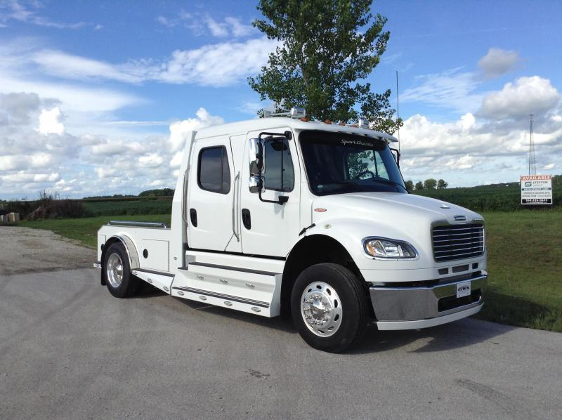 2013 SportChassis RHA 114-350 Truck