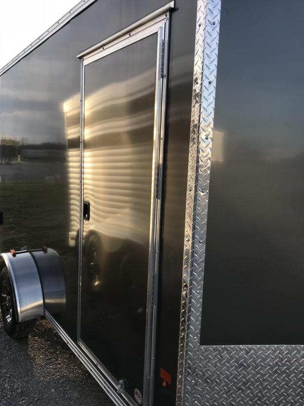 2018 EZ Hauler EZEC 7X12 Enclosed Cargo Trailer