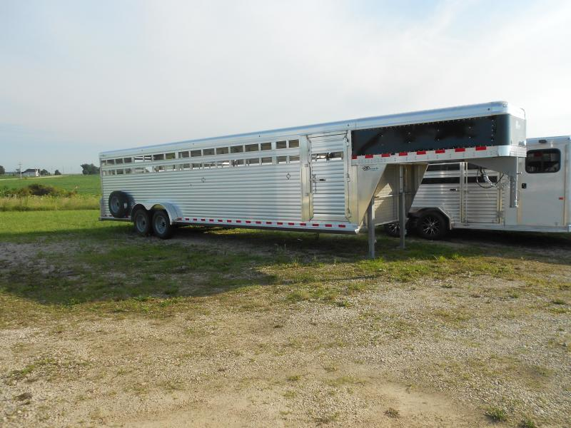 2018 Barrett Trailers SSGN-307066 Livestock Trailer in Ashburn, VA