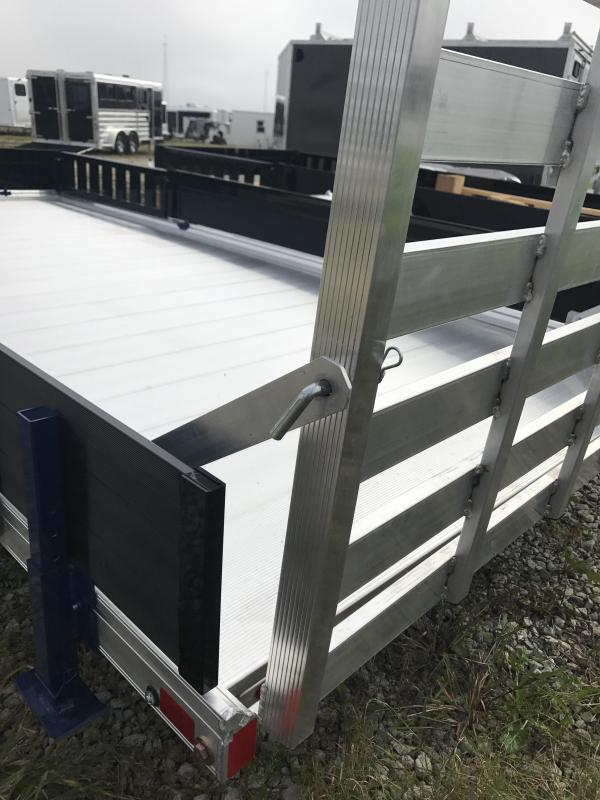 Price Reduced! 2019 Mission 80 x 14 AR 2.0 Equipment Trailer