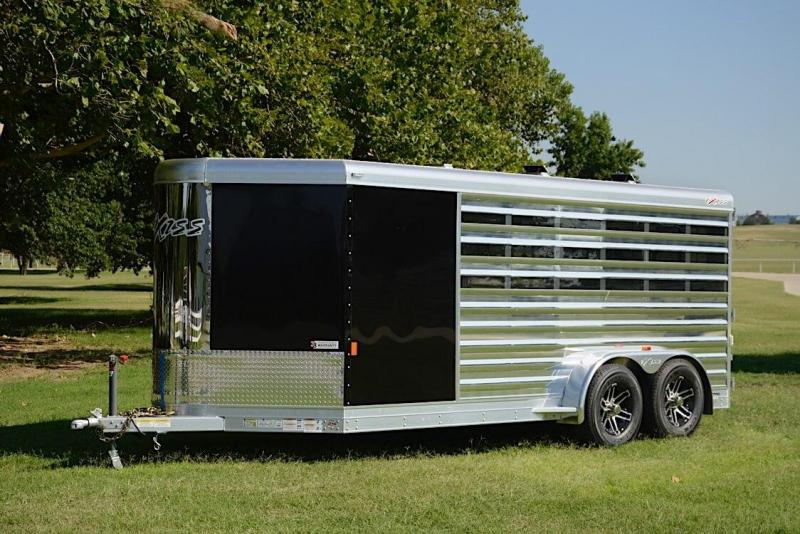 2019 Exiss BP Low Pro 6 pen Trailer