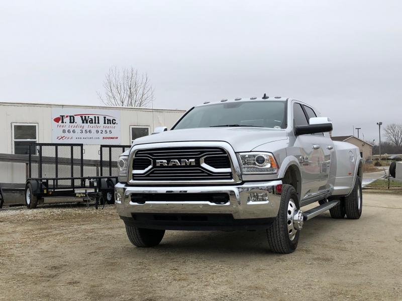 2017 Dodge 3500 Cummins Mega Cab