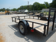 2016 Double G A-FRAME UTILITY TRAILER Utility Trailer