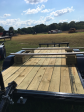 "6'4""x16' Double G Flat Trailer"