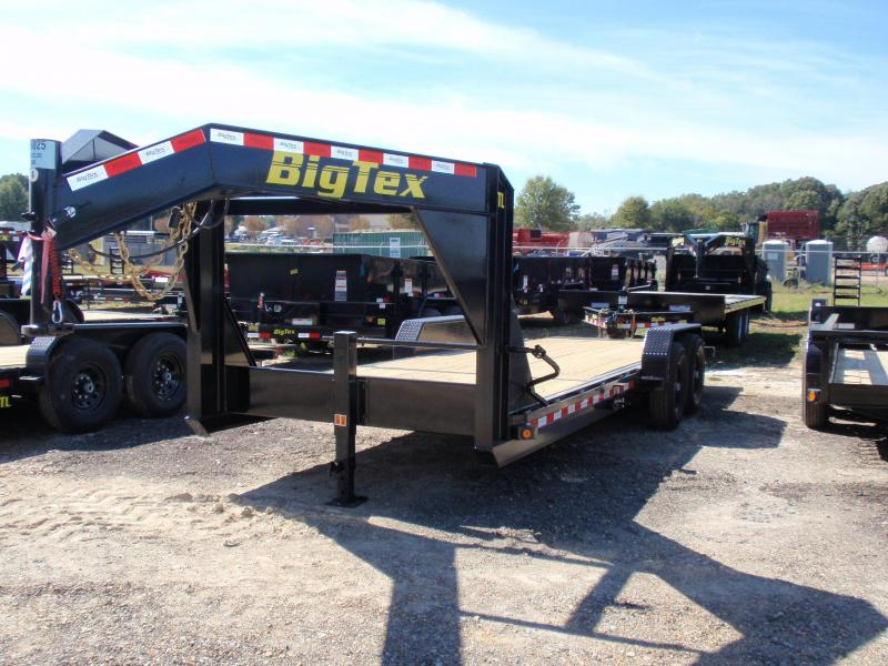 2019 14TL-22GN BIG TEX EQUIPMENT TRAILER