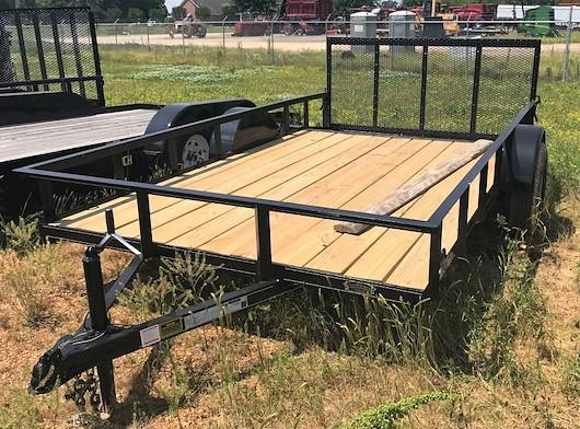 2018 Double G A-FRAME UTILITY TRAILER Utility Trailer