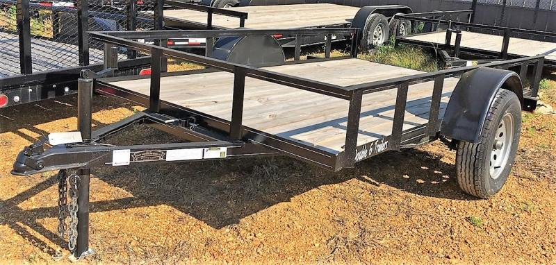 6x10' Double G Tilt Equipment Trailer