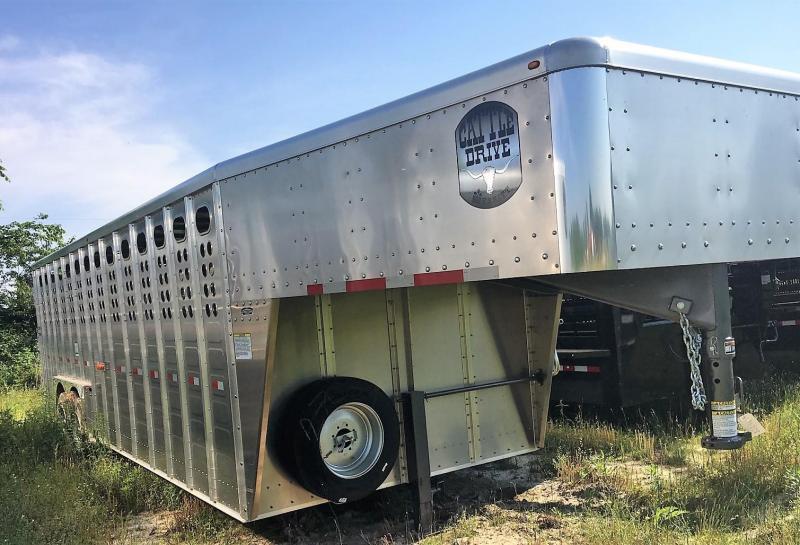 2018 Merritt Livestock Trailer