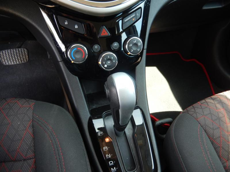 2017 Chevrolet 2017 CHEVY SONIC HATCHBACK Car