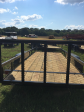 "6'4""x16' Double G Utility Trailer"