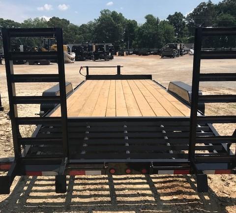 2018 Big Tex Trailers 14et-20bk Equipment Trailer | Ferge