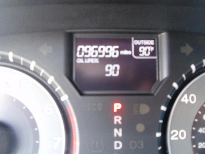 2012 Honda ODYSSEY VAN