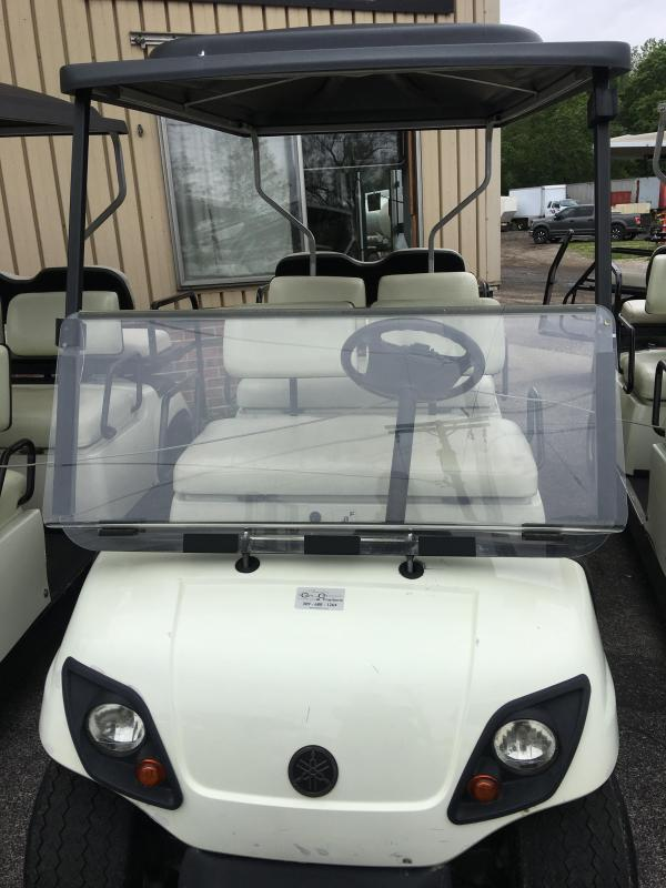 2006 Yamaha G22 6 Seat Golf Cart Gas Carbureted