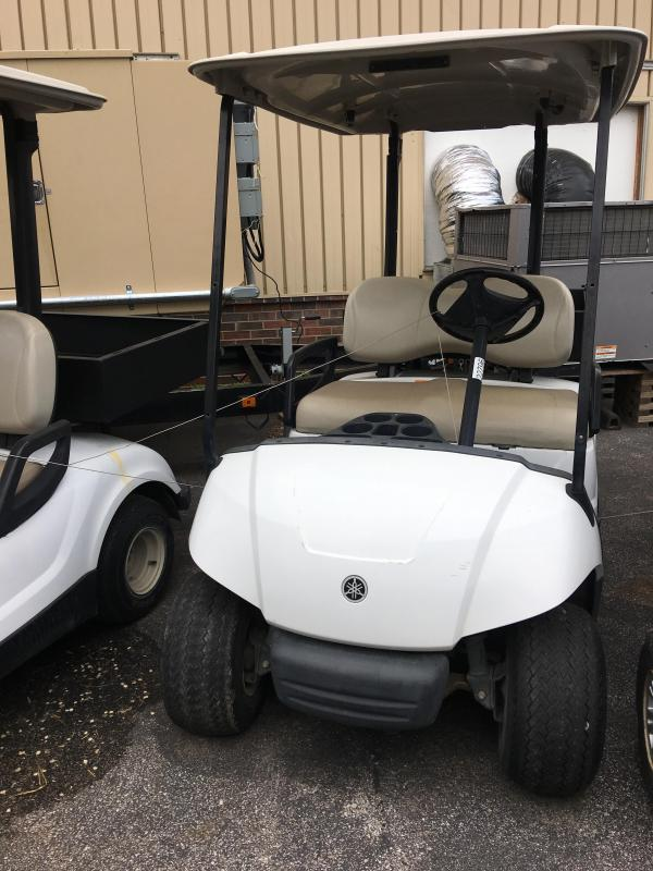 2010 Yamaha Drive YDRA Golf Cart Gas Carbureted in Ashburn, VA