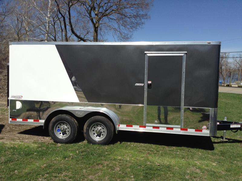 2019 Bravo Trailers SC716TA3 Enclosed Cargo Trailer