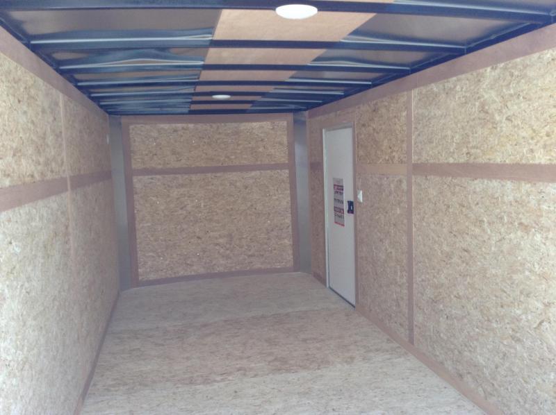 2019 Bravo Trailers SC716TA3 Enclosed Cargo Trailer