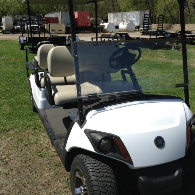 2018 Yamaha Drive 2 6 Seat Golf Cart in Ashburn, VA