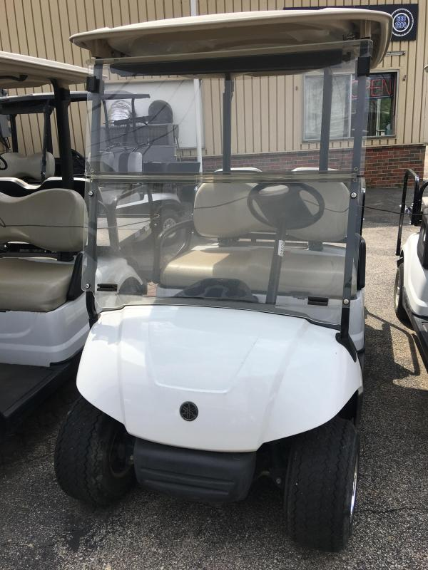 2012 Yamaha YDRA Golf Cart Gas Carbureted