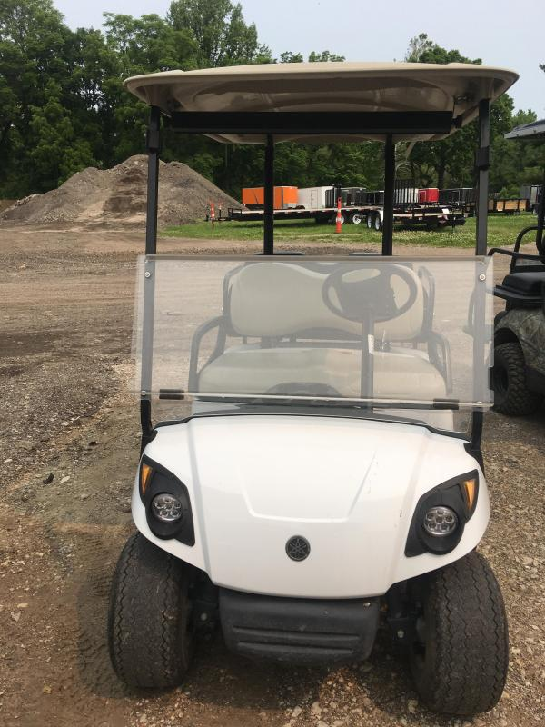 2012 Yamaha YDRA 4 Seat Golf Cart Gas Carbureted in Ashburn, VA
