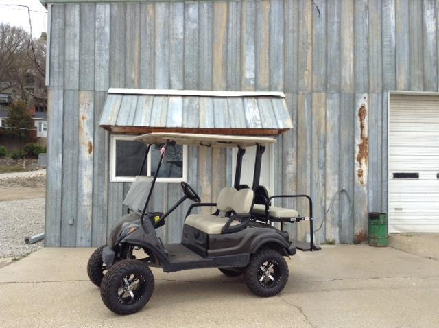 2012 Yamaha Drive YDRE 4 Seat Golf Cart in Ashburn, VA