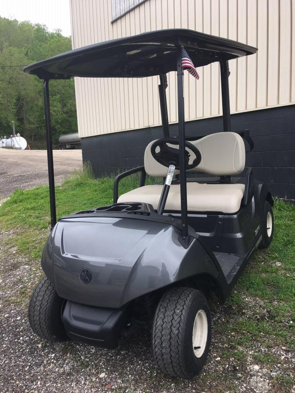 2019 Yamaha Quietech Drive 2 Golf Cart EFI Gas in Ashburn, VA