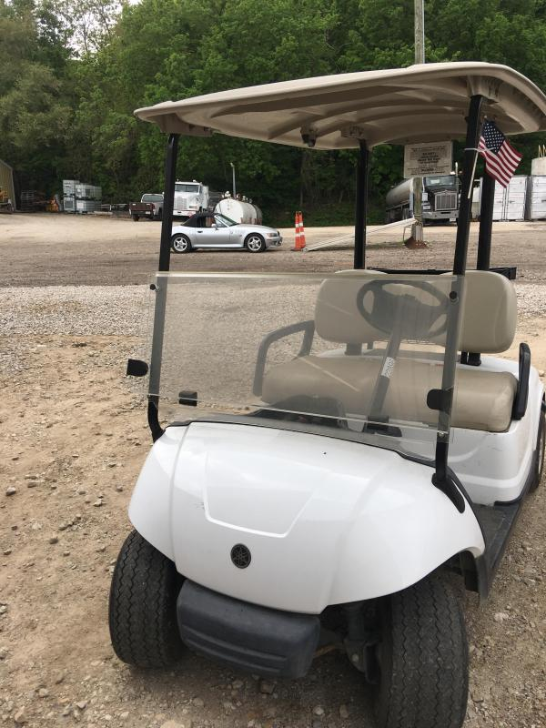 2012 Yamaha Drive YDRE 2 Seat Golf Cart in Ashburn, VA