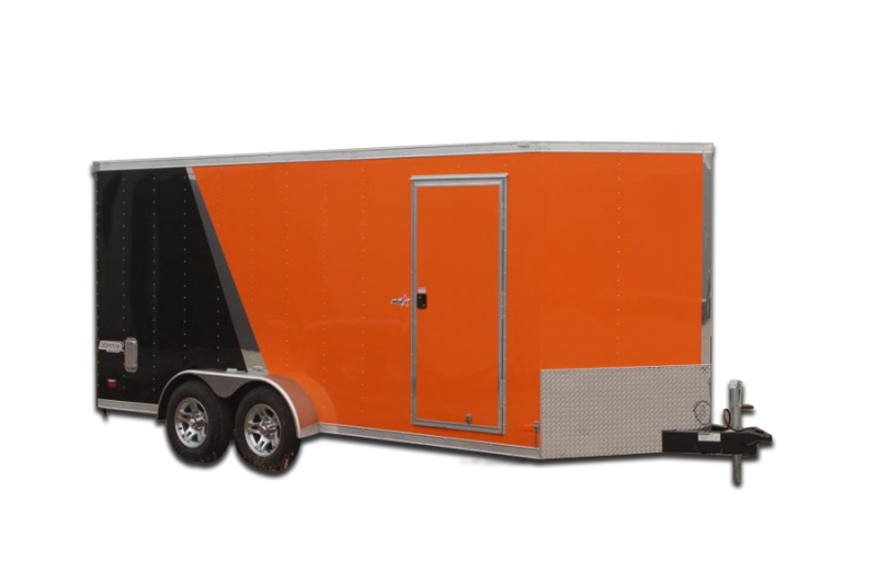 2020 Bravo Trailers ST612TA2 Enclosed Cargo Trailer