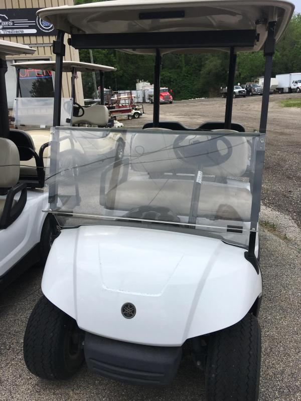 2014 Yamaha YDRA Golf Cart Gas Carbureted
