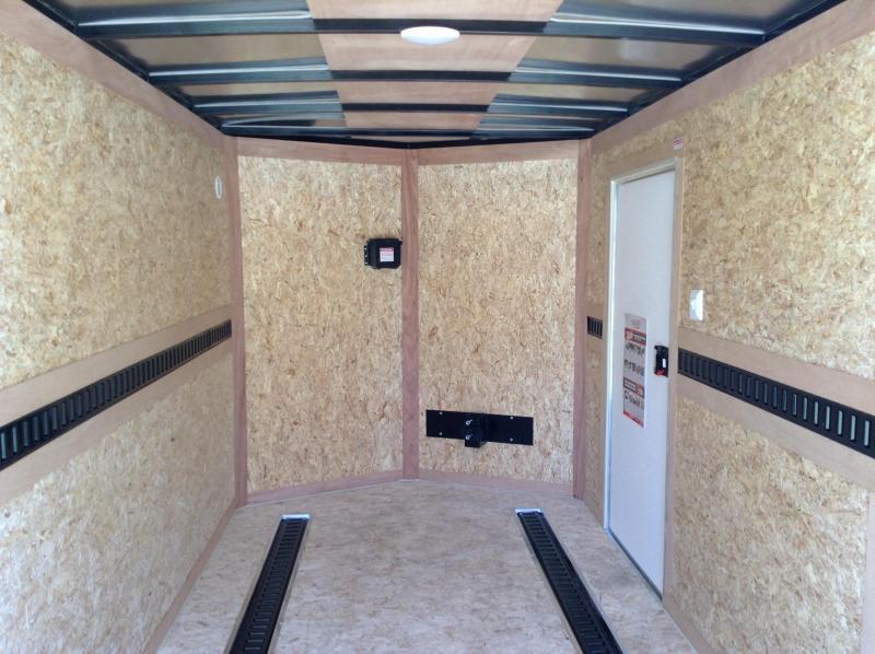 2019 Bravo Trailers SC612TA2 Enclosed Cargo Trailer
