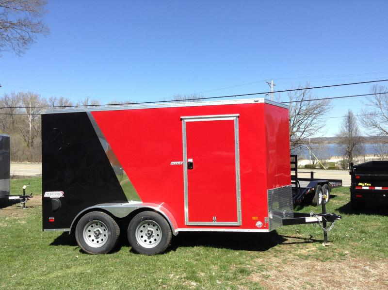 2019 Bravo Trailers SC612TA2 Enclosed Cargo Trailer