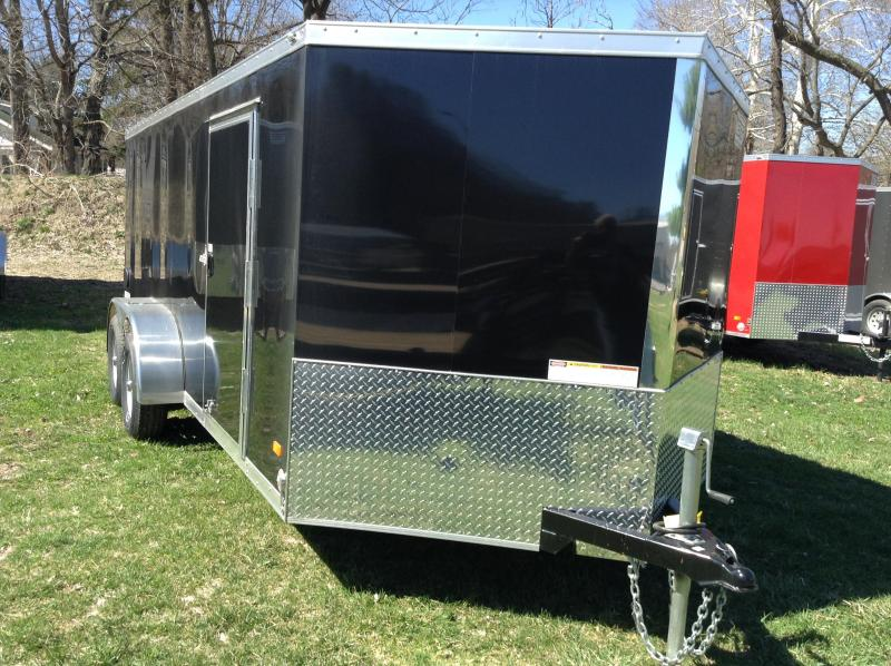 2019 Bravo Trailers Star Enclosed LoRider Motorcycle Trailer