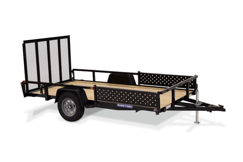 2019 Sure-Trac ST8214TATV-B-030 ATV Trailer